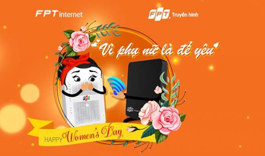 Lắp mạng FPT Đồng Nai   Khuyến mãi tháng 3-2021