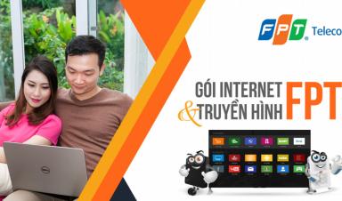 Đăng ký gói combo internet và truyền hình FPT Đồng Nai