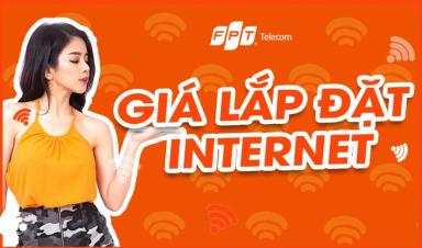 Lắp đặt internet FPT Nhơn Trạch