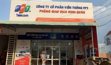 Lắp mạng FPT Định Quán